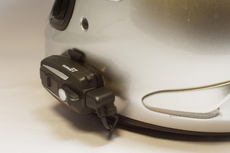 クールロボGTとヘルメット