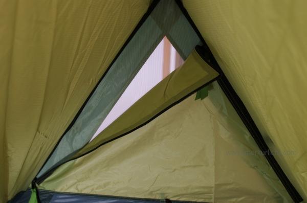 テント通気口