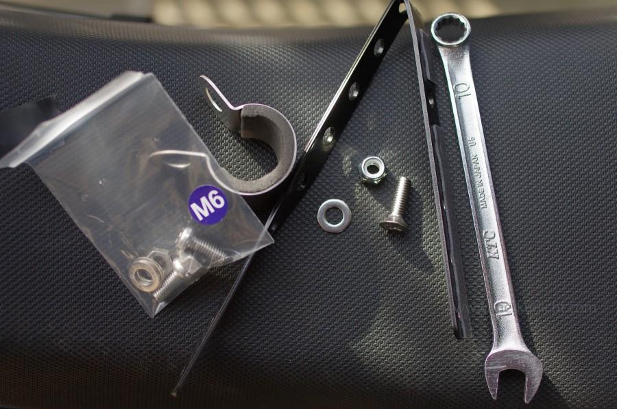 klx250-風防-ボルト