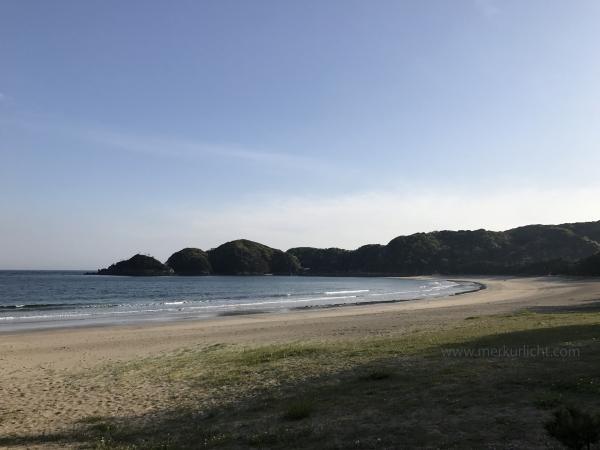 日本一周-2日目-弓ヶ浜